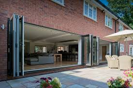 Pvc Folding Patio Doors by French Patio And Bi Fold Doors From Banbury Windows