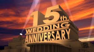15 wedding anniversary 15th wedding anniversary tribute on vimeo