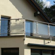 balkon edelstahlgel nder edelstahl naturstein design berlin schönefeld balkongeländer