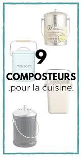 composteur cuisine composteur de cuisine 9 composteurs de cuisine à découvrir