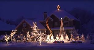 best christmas lights display