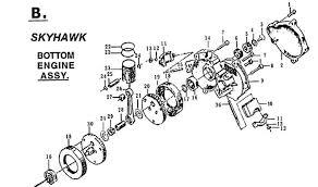 bicycle engine crankshaft parts 80cc 66cc 49cc