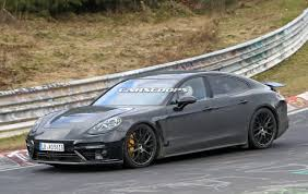 porsche hatchback black gotcha this is the all new 2017 porsche panamera