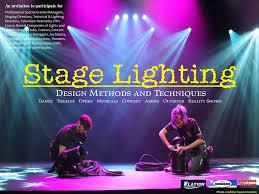 concert lighting design schools stage lighting seminars ph home facebook