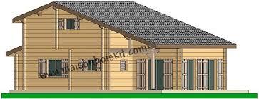 bureau de jardin en kit plans et prix au m2 de maisons bois et chalets bois