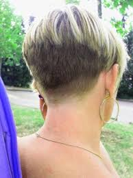 short hair with length at the nape of the neck hairxstatic short back bobbed gallery 5 of 6