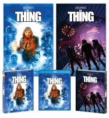 the thing assimilation halloween horror nights scream factory announces u0027the thing u0027 blu ray details halloween