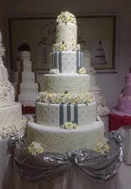 wedding cake bandung shine cake on yellow and grey why not wedding cake