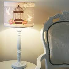 bird cage vintage lampshade by munchkin creative