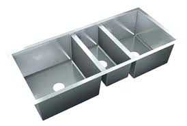 Triple Bowl Kitchen Sink Australia Triple Bowl Kitchen Sink Jzrtr - Stainless steel kitchen sinks australia