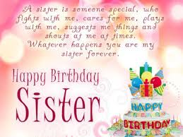 beautiful birthday messages for sister top 70 happy