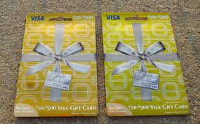gift cards with no fees white cloud 500 visa gift card giveaway