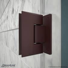 unidoor 23 to 30 hinged shower door dreamline