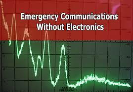 Flag Hoist Signaling Emergency Communications Without Electronics Jpg