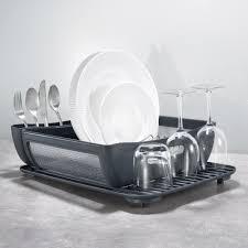Dishes Rack Drainer Decor Kitchenaid Dish Drying Rack Polder Dish Rack