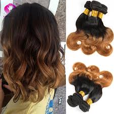 Two Tone Ombre Hair Extensions by Compare Prices On 30 Ombre Wavy Online Shopping Buy Low Price 30