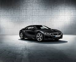 Bmw I8 2016 Black - the exclusive bmw i8 protonic frozen black edition now available