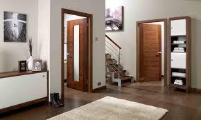 Walnut Interior Door Europa Flush Aragon Walnut Interior Door