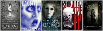 top halloween books top ten tuesday top ten creepy scary book cover