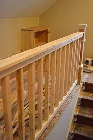 how to make a banister for stairs diy newel postlemon grove blog lemon grove blog