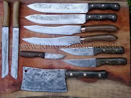handmade kitchen knives uk