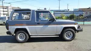 daihatsu feroza modifikasi daihatsu rugger 1984 diesel pto winch 2 youtube