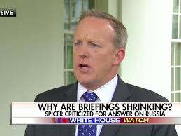 Youtube Whitehouse Sean Spicer Shoots Back At Criticism Over Lack Of On Camera