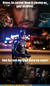 Tony Stark Meme - because i m tony stark superheroes superheroes batman superman