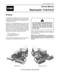 92783sl pdf reelmaster 216 216 d rev b 1996 by negimachi