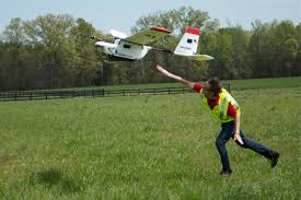 exploring drone aerodynamics with computers nasa