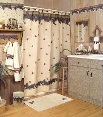 Rustic Cabin Bathroom - lodge bathroom decor genwitch