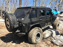 jeep j8 interior bestop trektop nx glide review the good the bad and the totally