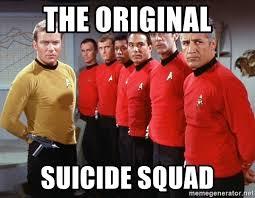 Meme Generator Star Trek - the original suicide squad star trek suicide squad meme generator