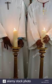 vigil lights catholic church altar candles catholic church stock photos altar candles catholic