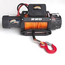 rro 12500lbs 12v 6hp electric 4wd winch synthetic 5yr