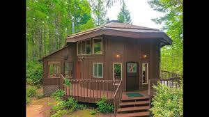 900 sq ft round cabin in tahuya amazing small house design