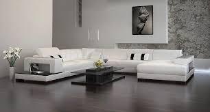canapé d angle blanc cuir canapé d angle panoramique en cuir modèle mélodie