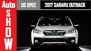 first subaru outback 2018 subaru outback us spec first look youtube