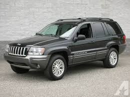 jeep grand cherokee all black 2004 jeep grand cherokee all black columbia edition for sale in