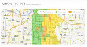 missouri map cities fiber splits along kansas city s digital divide wired
