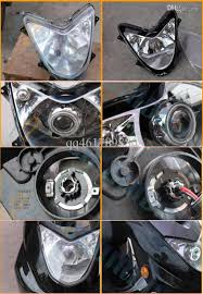 universal motorcycle 35w 2 inch hid bixenon projector lens