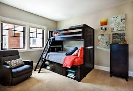 teen boy baseball bedroom ideas square white minimalist wood child