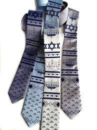 hanukkah tie hanukkah sweater necktie by cyberoptix