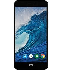 cool lava ls for sale mobiles lyf ls 5505 water f1 black at best price online