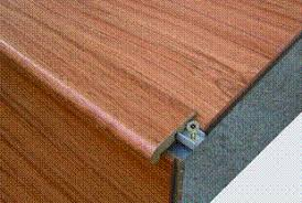 skirting board laminate molding stair nose construction and real