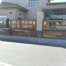 Glass Patio Fencing Phoenix Fence Az 33 Photos Fences U0026 Gates 428 E Thunderbird