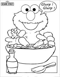 sesame street coloring pages 2 coloring