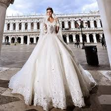 luxury wedding dresses luxury empire cathedral royal wedding dress 2017 vintage