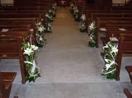 decoration eglise pour mariage eglise deco mariage compositions florales