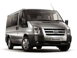 van ford transit ford transit tourneo 2007m keleivinio mikroautobuso nuoma alytuje